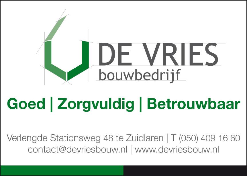 De Vries Bouwbedrijf